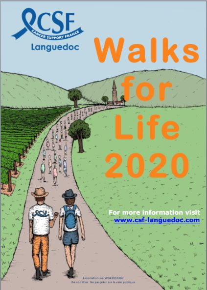 Walks for Life 2020