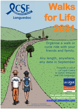 Walks for Life 2021 is here